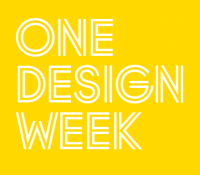 ONE DESIGN WEEK