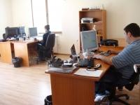 Разработчиците в офиса в Русе