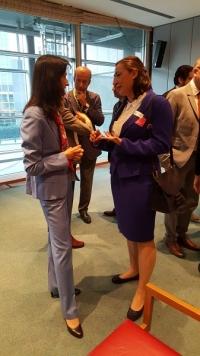 eMAG предложи сътрудничество в изграждането на по-благоприятна среда за трансгранична търговия