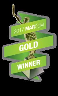 ARUNA PR Advisory със златна статуетка от международните  награди MarCom 2017.