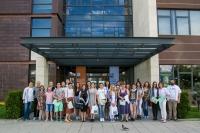 Ученици и ментори разработват проекти по програма на ABLE Mentor в Американския университет в България