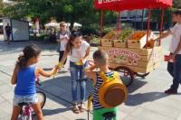 """Kaufland България стартира национално турне под надслов """"Свежите приятели"""""""