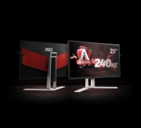 Нова дефиниция за плавност: AOC представя 240Hz AGON G-SYNC монитор