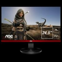 Новите достъпни геймърски дисплеи AOC G90 вече са налични в магазините