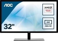 """AOC представя достъпен 31.5"""" 1440p монитор: голям екран за всеки"""