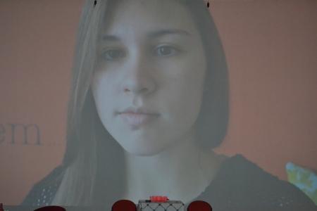"""Късомертражния филм """"Миграция на мислите"""" на Анита Кацарска"""