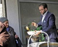 """Кампания """"Топъл обяд"""" пред болница """"Медлайн"""" се разраства: Ортодоксалният орден на Хоспиталиерите ще храни нуждаещи се 2 пъти седмично"""