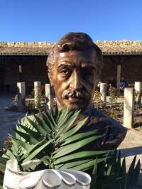 Съюзът на арменците в Европа постави бронзов паметник на Пейо Яворов