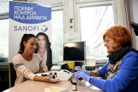 Безплатни прегледи за диабет в Габрово на 1-ви ноември