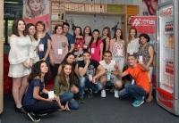 Мениджърските екипи на Кока-Кола и Джуниър Ачийвмънт в открит диалог със студенти за развитието на младите хора в България