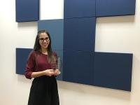HR професионалист на 2017 е Ивелина Василева от HeleCloud
