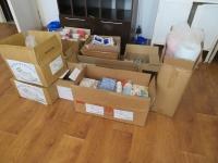 Лекарства за 10 000 лв., медицинска и организационна помощ дари фондация Ориент България на бежанския център в Харманли
