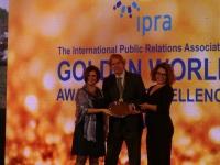 United Partners взе единствената награда за България