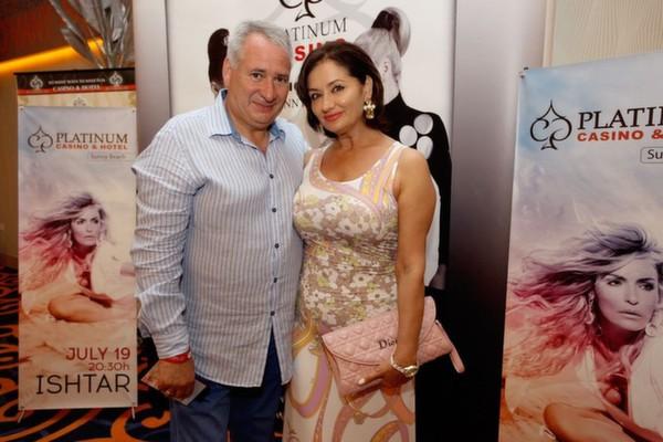 Мая и Енчо Косеви, снимка: PR