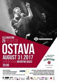 ОСТАВА ще отбележат 25-тата си годишнина с голям концерт и нов видео клип