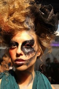 """Toп Кино Гримьорът Яна Стоянова спечели приза """"Гримьор на годината"""" - победител в Националния Конкурс за Професионален Грим """"Make-Up Competition Arena of Beauty"""", Bulgaria, 2014"""