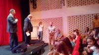 Предложение за брак на премиерата на новата книга на академик Норбеков