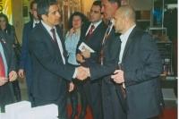 Изобетон беше оценен по достойнство от министър Плевнелиев