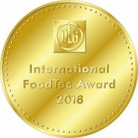 MULTIVAC X-line получи международна златна награда FoodTec за 2018