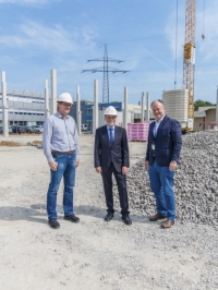 MULTIVAC разширява производството си в гр. Енгер, Германия