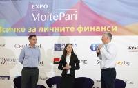 """Експо """"МОИТЕ ПАРИ"""" запозна стотици с тънкостите при личното финансово планиране"""