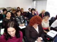Национален съвет на БАПЗГ -  представяне на обучителни модули и онлайн-платформа проект WHOLE