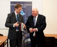 Тотал подкрепи проект за обновяване на Минно-геоложкия университет на стойност 75 000 евро