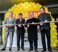 Австрийският посланик Роланд Хаузер откри нов еко магазин BILLA в столичния квартал Лозенец