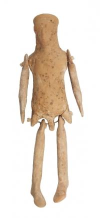 Кукла от теракота