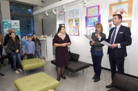DreamUp - обучение чрез изкуство: Тригодишна международна програма 2015 – 2018