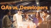 Епична битка между IT разработчици и QA специалисти