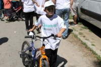 """""""Колело за смет, за дете велосипед"""": летен празник за децата от цНСТ в с. Дрен"""