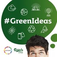 Carlsberg търси най-добрите идеи за устойчив бизнес