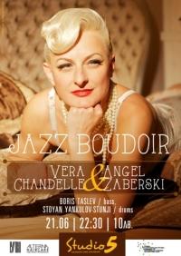Jazz Boudoir Vera Chandelle Angel Zaberski